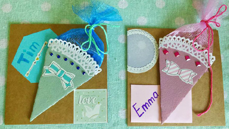 Crafting for the School Enrollment with Pebaro
