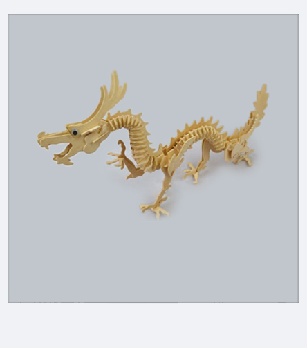 Assembly instructions for our fretwork template Chinese Dragon