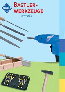 DIY Tools Catalogue by Pebaro