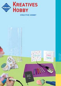 Creative Hobby Catalogue by Pebaro