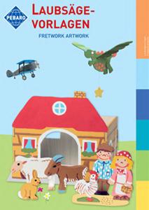Fretwork Artwork Catalogue by Pebaro