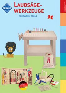 Fretwork Tools Catalogue by Pebaro
