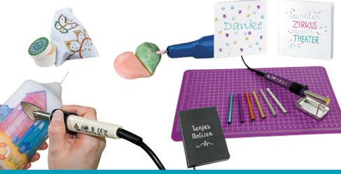 DIY Tools for the Creative Hobby by Pebaro - Hobby Shop for Crafting Supplies