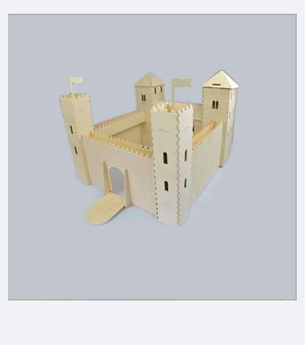 Assembly instructions for our fretwork templates - Knight`s Castle