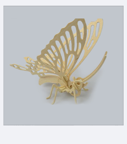 Assembly instructions for our fretwork template Butterfly